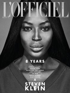 Snapshot: Naomi Campbell By Steven Klein For L'Officiel Singapore March 2015 Source: My Fabolous Life