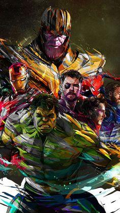 Marvel Avengers Art Poster iPhone Wallpaper - Man Tutorial and Ideas Marvel Dc, Marvel Memes, Captain Marvel, Captain America, Wallpaper Marvel, Mobile Wallpaper, Wallpaper Art, Artistic Wallpaper, Black Wallpaper