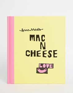 Pin for Later: 50 schöne (& teils auch ganz praktische) Geschenkideen zum Vatertag  Anna Mae's Mac & Cheese Kochbuch mit Street Food Rezepten für Männer (20 €)