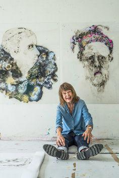 Finnish painter - Kirsti Tuokko - www.kirstituokko.fi/