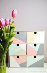 boite MOPPE IKEA customisée