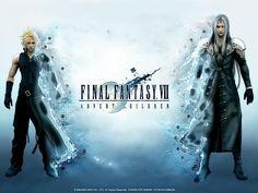 Final Fantasy VII: Advent Children :)