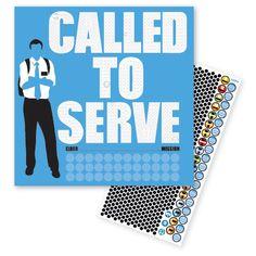 Called to Serve Elder Calendar