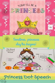 Pair a princess book