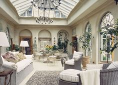 Conservatory from  Marston & Langinger