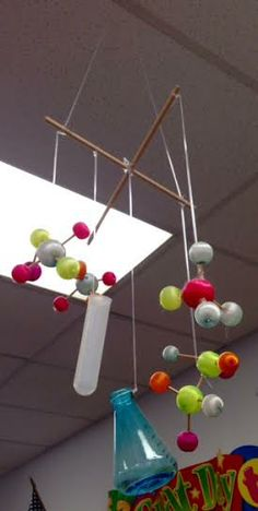 Science decor