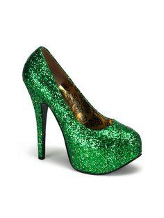 Glitter Heels Royal Blue Wedding Shoes Sparkle Sparkly Women S Pumps