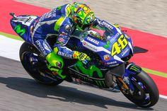 MotoGP - Vídeo: Rossi rebocado para a boxe