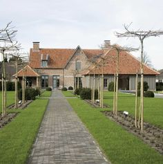 Lovely house by Villabouw Sels