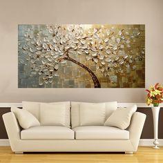 Quadro Pintura Moderno Abstrato Cod 006