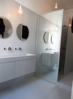 46 beste afbeeldingen van Polyester badkamer - Bathroom, Home decor ...