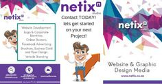 Good Day All. #Monday The new year is approaching, you are thinking you need a new look for 2017 or you need to revamp your design. Contact us 010 020 1992 or hello@netix.co.za