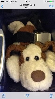 Lost on 04/04/2015 @ Stanstead Airport. Lost our family teddy puppy at London Stanstead Airport! He has a Harrods ribbon round his neck and is cream and brown. We love him so so much and are very sad to lose him :((( Please help us find... Visit: https://whiteboomerang.com/lostteddy/msg/ihq356 (Posted by Ayla Munir on 09/04/2015)