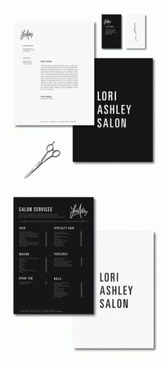 Super simple brand (thinking large CE stamp) on one side, with detailed services on the back?