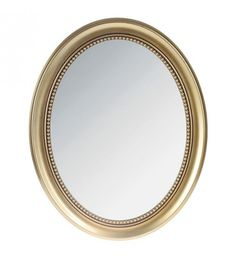 PLASTIC WALL MIRROR IN CHAMPAGNE COLOR 58X4Χ72