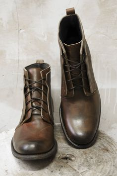 Sendra Boots Leather 10054 Evolution Tang | Essentials (men's accessories)
