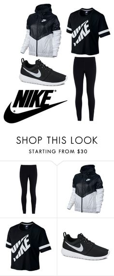 """""""workout pt2"""" by kaliayh-butler on Polyvore featuring NIKE"""