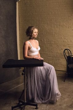 Jennifer Lawrence at the Power of One event in Louisville, Kentucky on July 14, 2017.