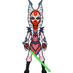 master raana - star wars