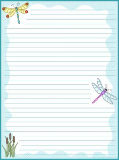 Free Printable Lined Paper Elegant ✿ ✿ Escribeme ✿ ✿ Stationary Printable Free, Printable Lined Paper, Free Printables, Paper Journal, Pocket Letter, Stationery Paper, Stationery Templates, Note Paper, Planner Pages