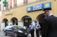 San Secondo P.se, rapina nella farmacia del centro abitato: arrestato un 46enne