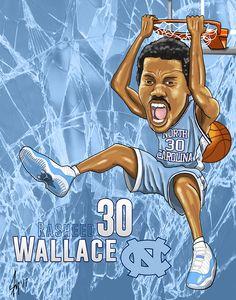 Caricatures - The Moving Pencil Basketball Games Online, Basketball Moves, Unc Sports, Carolina Pride, North Carolina, Create A Comic, Caricature Artist, Unc Tarheels, Nba Wallpapers