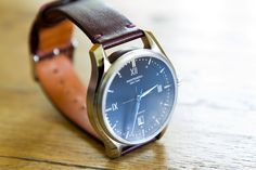 Montre Automatique Martenero : Test & Avis