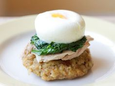 Leftover Thanksgiving Turkey Eggs Benedict Recipe