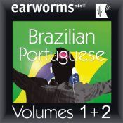 Rapid Brazilian (Portuguese): Volumes 1 & 2 | [earworms Learning] interesting...