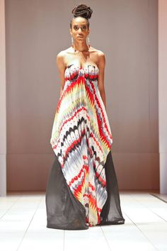 African Fashion Week in NY