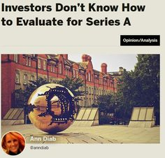 Investors Don't Know How to Evaluate for Series A