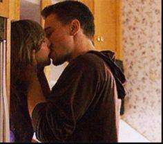 The Departed, Leonardo DiCaprio and Vera Farmiga