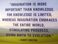 Imagination Quote!