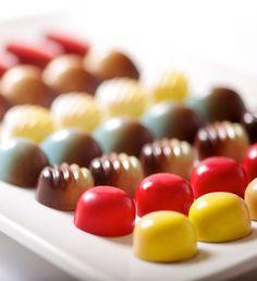 Fanny May Artisan chocolates. Better than Godiva.
