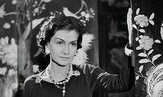 EQUILÍBRIO: Quantas preocupações deixamos de ter, Coco Chanel