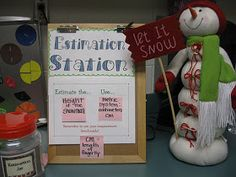 Third Grade Thinkers: A Not So Ordinary Estimation Station & A Winner