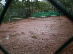 The Top 10 Worst Tennis Courts In The World | TennisInTheSun
