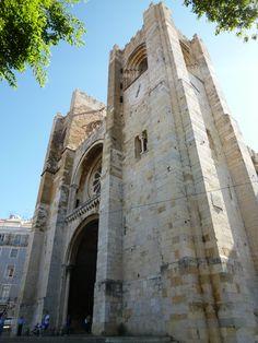 """""""Se"""" (Cattedrale), Lisboa Portugal (Luglio)"""