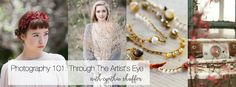 Photography 101: Through the Artist's Eye with Cynthia Shaffer | Jeanne Oliver