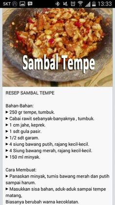 Other Recipes, Fish Recipes, Asian Recipes, Healthy Recipes, Indonesian Food Traditional, Indonesian Cuisine, Indonesian Recipes, Indonesian Sambal Recipe, Easy Cooking
