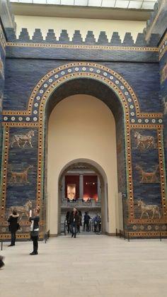 Pergamon Museum, Berlin.