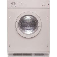 CDA CI921 7kg Integrated Vented Tumble Dryer - White. Get thrilling discounts up to 51% Off at Debenhams Plus using Discount and Voucher Codes.