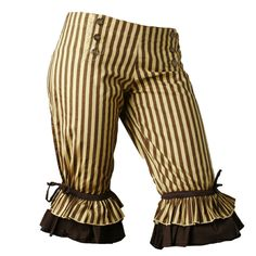 Wild card bloomers-long in honey/brown. Id like these in every color!