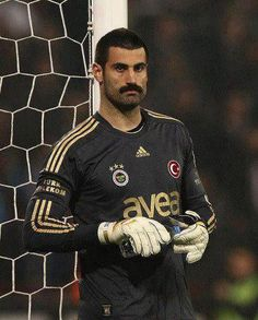 Volkan Demirel the reason Turkey is my favorite European Football team, though I could do without the Freddie Mercury porn star mustache he has going on now