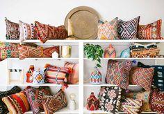 Studio Tour: Semikah Textiles   Design*Sponge