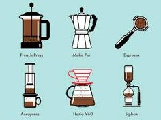 Image result for coffee methods