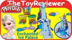 Check out the Play-Doh Frozen Enchanted Ice Palace here: https://www.youtube.com/watch?v=jxj8EM3RQfc