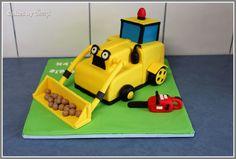 Another digger cake