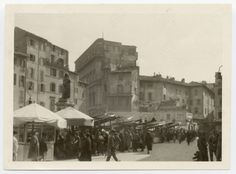 Campo de' Fiori Street View, Painting, Country, Rome, Fotografia, Painting Art, Paintings, Painted Canvas, Drawings