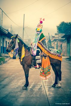 Florence Leyret Jeune......Moors in Michoacan Mx.